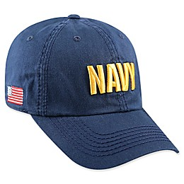 United States Naval Academy Midshipmen Adjustable Crew Hat