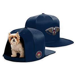 179192ae227643 NBA New Orleans Pelicans NAP CAP Pet Bed