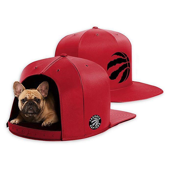 Alternate image 1 for NBA Toronto Raptors NAP CAP Pet Bed