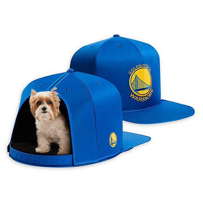the best attitude 7344a d821f NBA Golden State Warriors NAP CAP Pet Bed | Bed Bath & Beyond