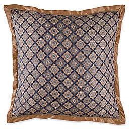 Croscill® Aurelio European Pillow Sham in Blue