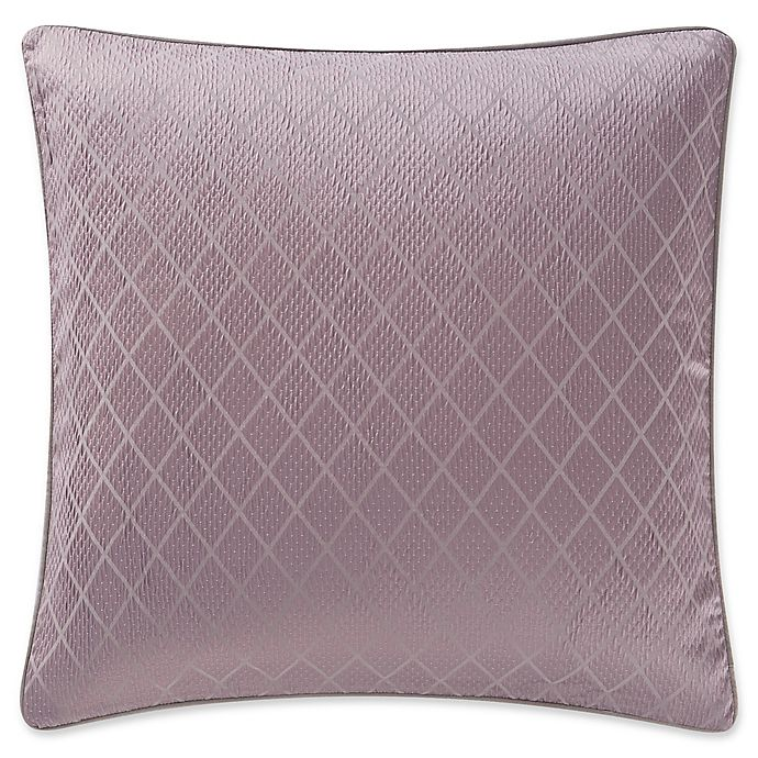 Alternate image 1 for Waterford® Victoria European Pillow Sham in Orchid