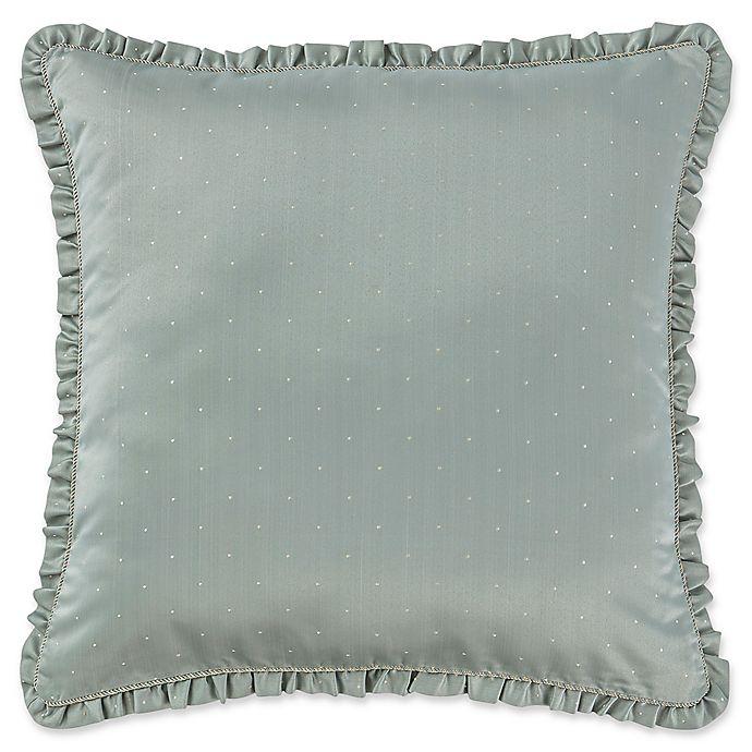Alternate image 1 for Marquis® by Waterford Warren European Pillow Sham in Cream
