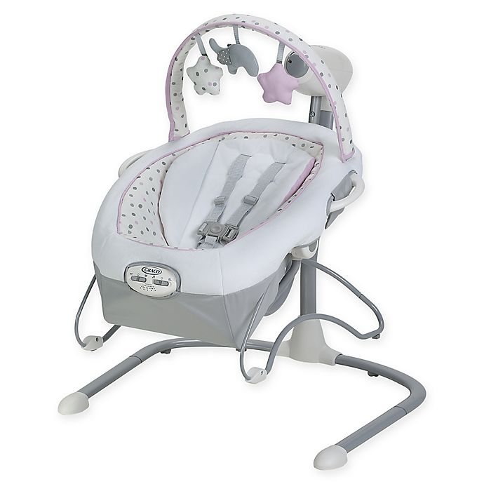 Graco® Duet Sway™ LX Swing + Bouncer in Camila™ | buybuy BABY