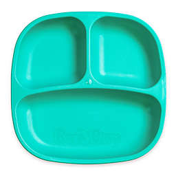Re-play 7-Inch Toddler Divided Plate