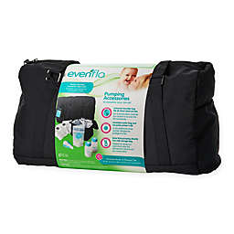Evenflo® Pumping Accessories Kit with Cooler Bag