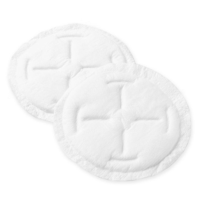 Alternate image 1 for Evenflo® 100-Pack Feeding Advanced Disposable Nursing Pads in White