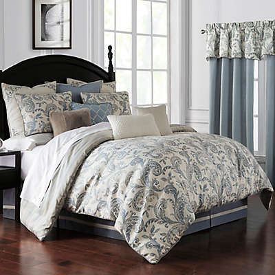 Waterford® Florence Reversible Comforter Set