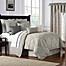Part of the Waterford® Bainbridge Reversible Comforter Set