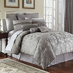 Marquis® By Waterford Samantha Jacquard Reversible Comforter Set