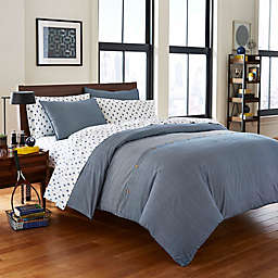 Poppy & Fritz® Thompson Reversible Duvet Set