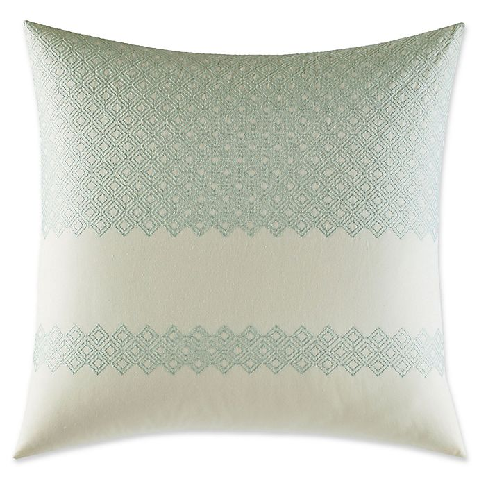 Alternate image 1 for Tommy Bahama® Abacos European Pillow Sham in Aqua
