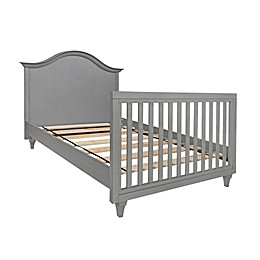 Baby Appleseed® Park Avenue Full-Size Bed Rails in Mist