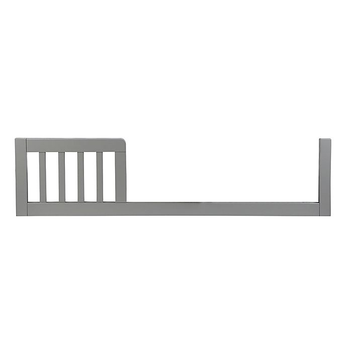 Alternate image 1 for Eco-Chic Baby Dorchester Toddler Guard Rail in Moon Grey