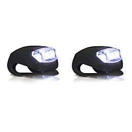 The Mommy Light® 2-Pack Stroller Light