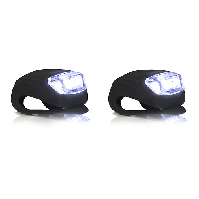 Alternate image 1 for The Mommy Light® 2-Pack Stroller Light