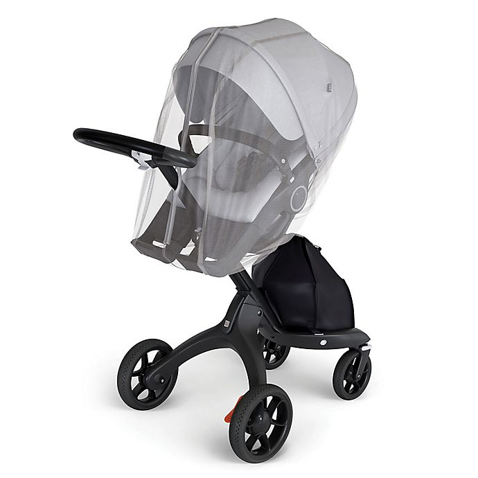 Alternate image 1 for Stokke® Xplory® Mosquito Net in Grey