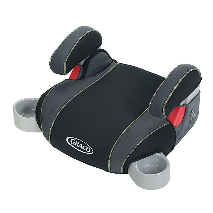 Alternate image 1 for Graco® Backless TurboBooster® Car Seat in Emory™