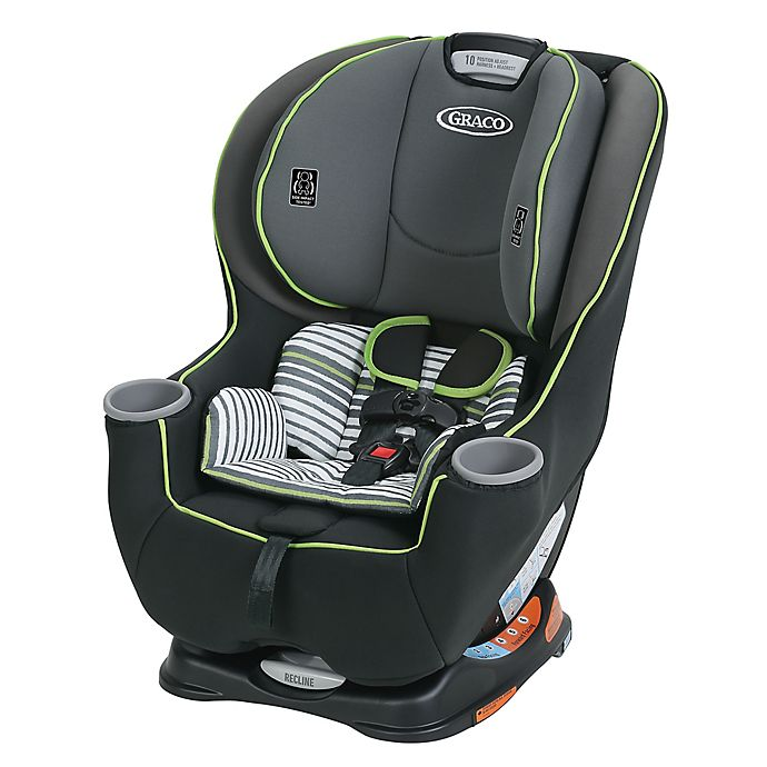 Alternate image 1 for Graco® Sequence 65 Convertible Car Seat in Malibu