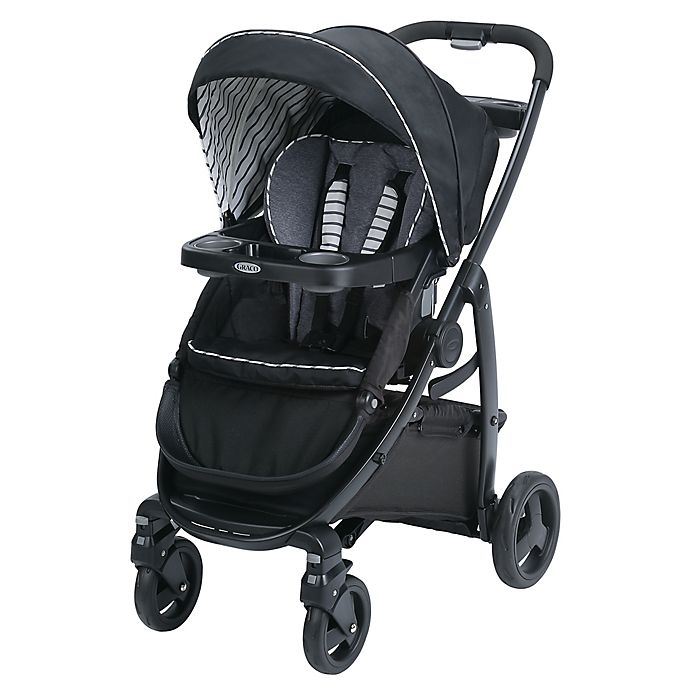 Alternate image 1 for Graco® Modes™ Click Connect™ Stroller