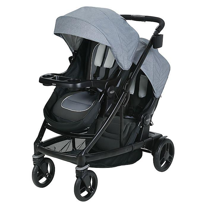 Alternate image 1 for Graco® UNO2DUO™ Double Stroller in Hayden