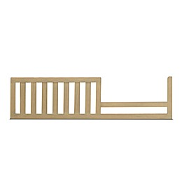 Sorelle Sedona Crib & Changer Toddler Guard Rail in Rustic Taupe