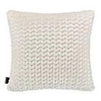 UGG® Camilla Throw Pillow in Snow