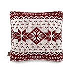 UGG® Sugar Pine 20-Inch Square Pillow in Redwood