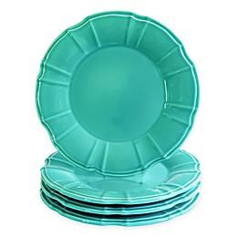 Euro Ceramica Chloe Salad Plates (Set of 4)