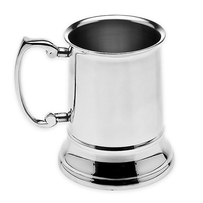 Alternate image 1 for Godinger Stainless Steel Double Walled Beer Tanker