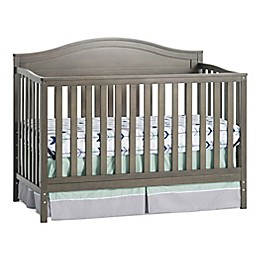 Child Craft™ Sidney 4-in-1 Convertible Crib in Dapper Gray