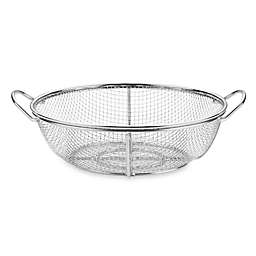 Stainless Steel Mesh Grilling Bowl