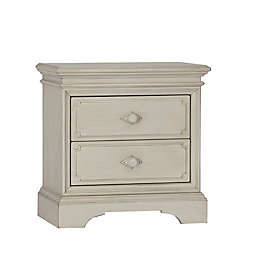 Biltmore Amherst 2-Drawer Nightstand in Antique White