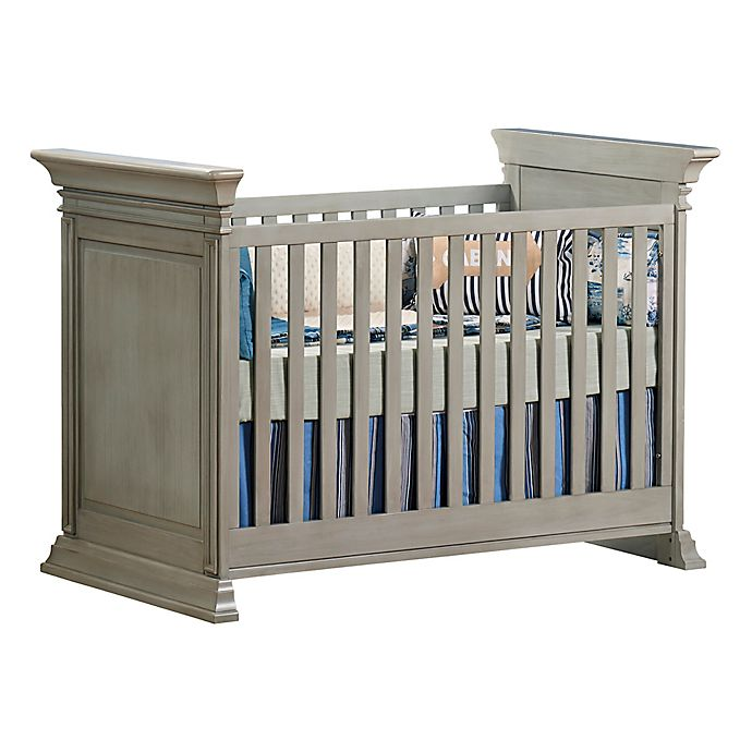 Alternate image 1 for Baby Cache Vienna Nursery Furniture Collection in Ash Grey