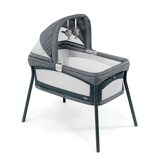 Alternate image 1 for Chicco® LullaGo® Nest Portable Bassinet in Poetic