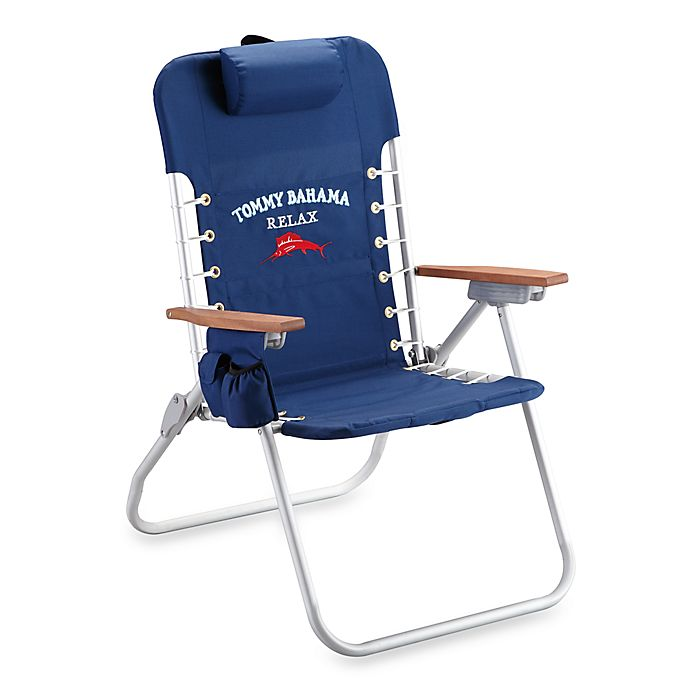 Alternate image 1 for Tommy Bahama® Backpack Cooler Chair