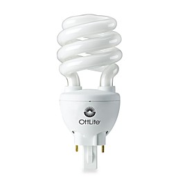OttLite® 508 Illumination™ 20 Watt CFL Light Bulb