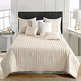 Palmala Embroidered Quilt