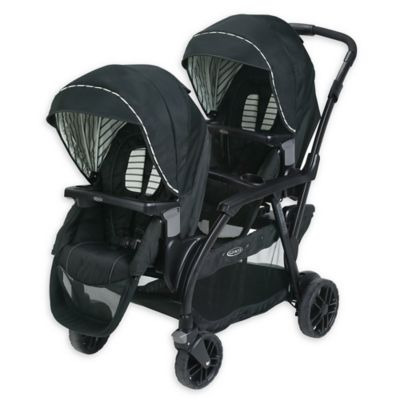 Graco Modes Duo Double Locking Front Stroller