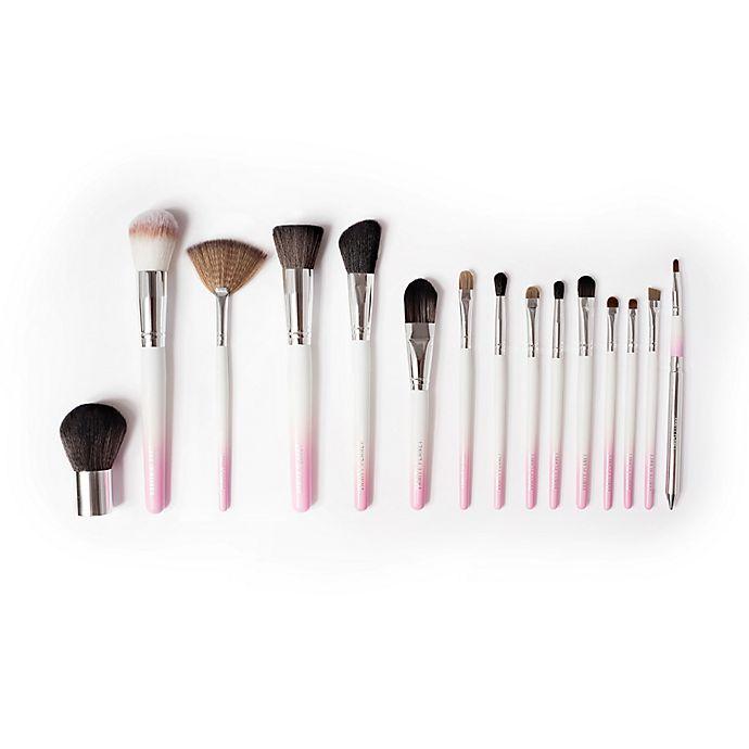 f5207a9a3e71 Vanity Planet Palette 15-Piece Professional Makeup Brush Set | Bed ...
