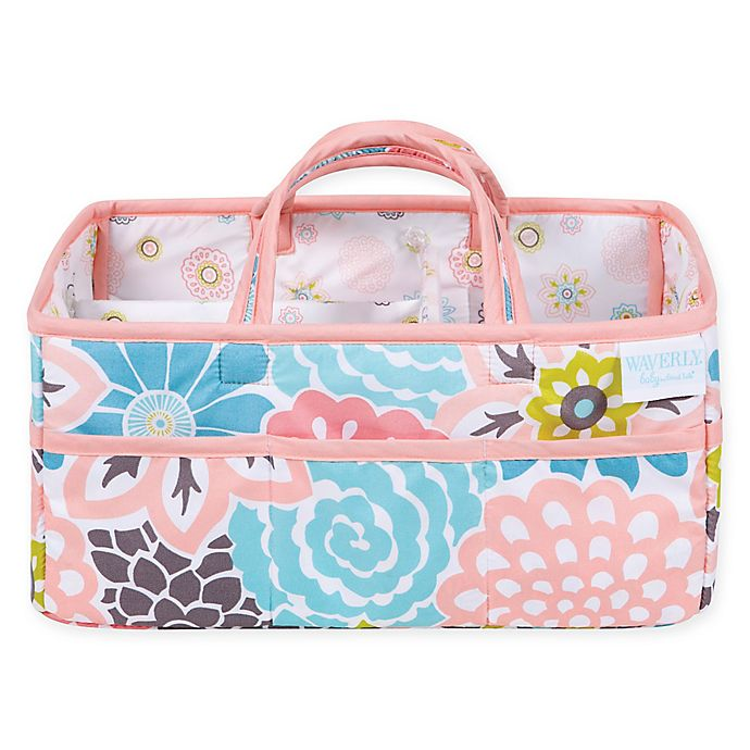 Alternate image 1 for Trend Lab® Waverly Blooms Diaper Caddy