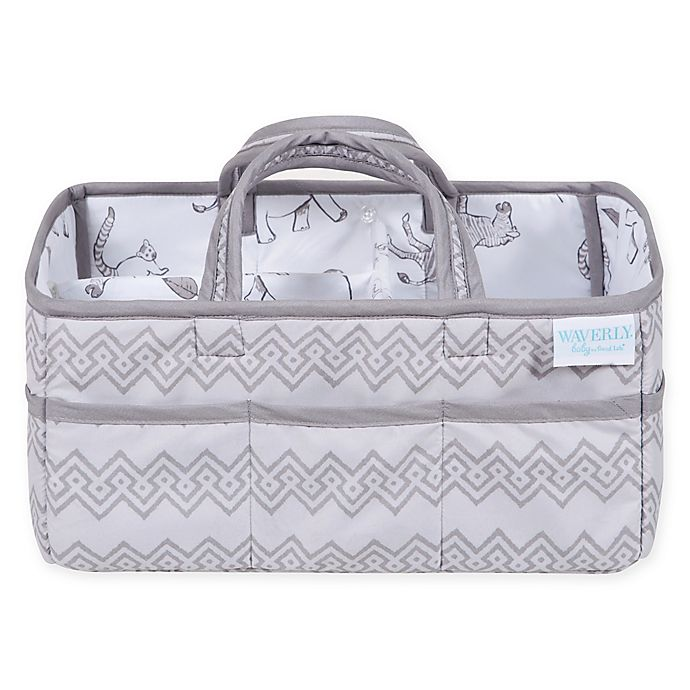 Alternate image 1 for Trend Lab® Waverly Congo Line Diaper Caddy