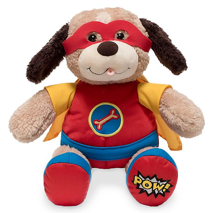 Alternate image 1 for Cuddle Barn Hero Diggs the Power Pup Plush