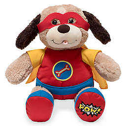 Cuddle Barn Hero Diggs the Power Pup Plush