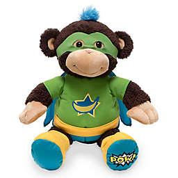 Cuddle Barn Hero Max the Wonder Chimp Plush