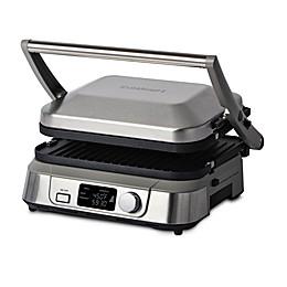 Cuisinart® Stainless Steel Griddler Five