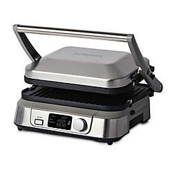 Cuisinart® Stainless Steel Griddler Five