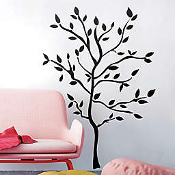 9eecc25dd RoomMates Tree Branches Peel   Stick Wall Decals