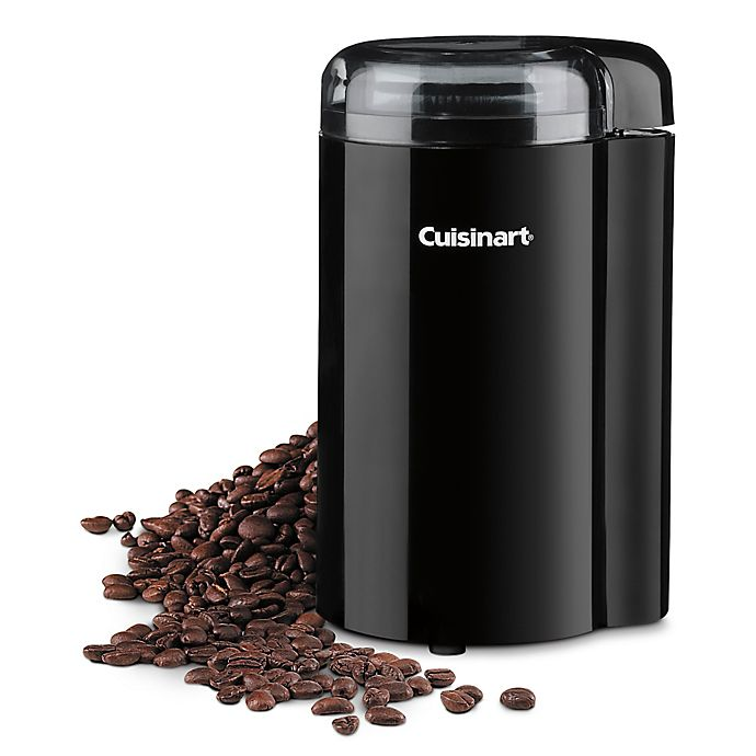 Alternate image 1 for Cuisinart® Coffee Bar Coffee Grinder in Black