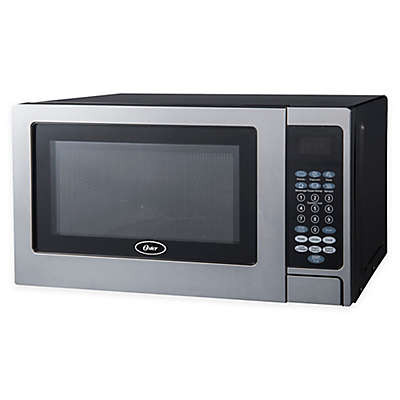 Oster® 0.7 cu. ft. Stainless Steel Microwave Oven